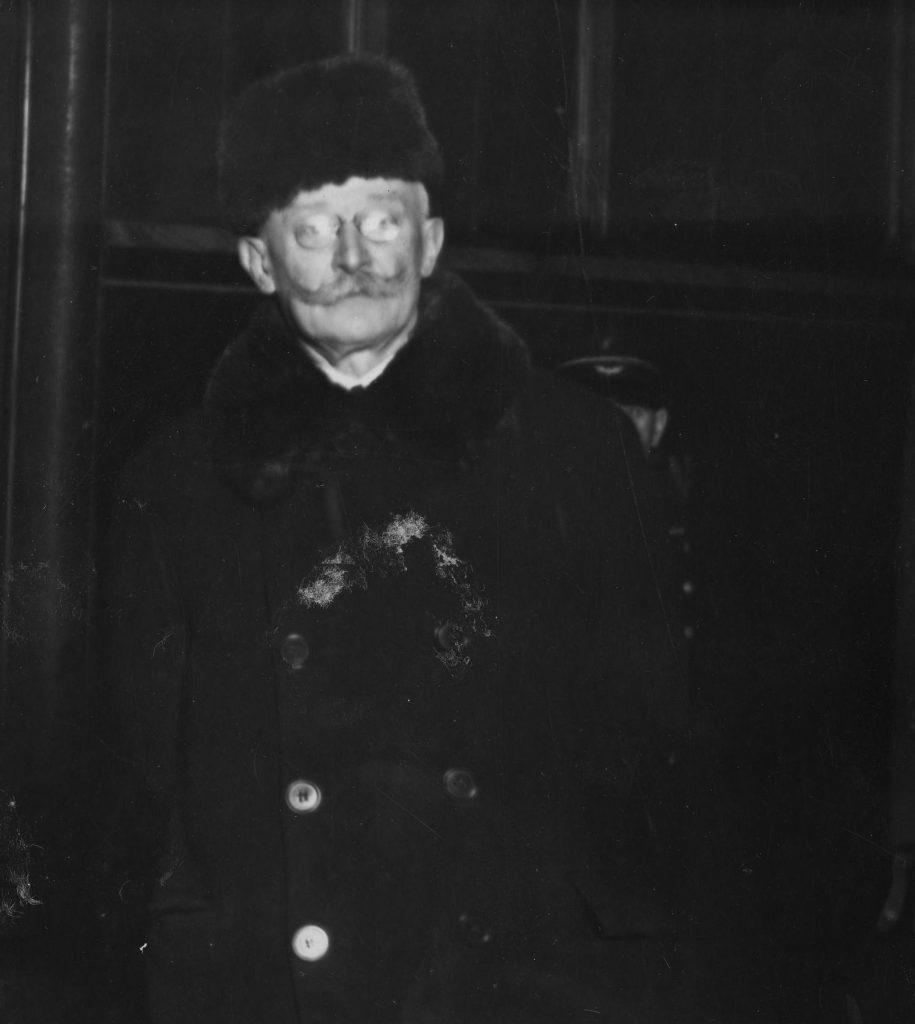 Stanisław Patek, polski poseł w Moskwie (domena publiczna).