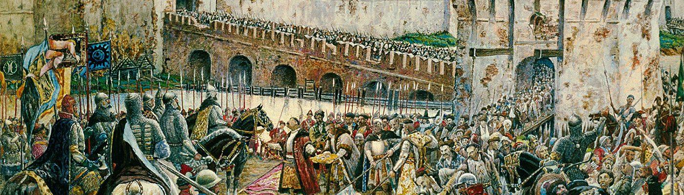 Usunięcie Polaków z Kremla w 1612 roku.