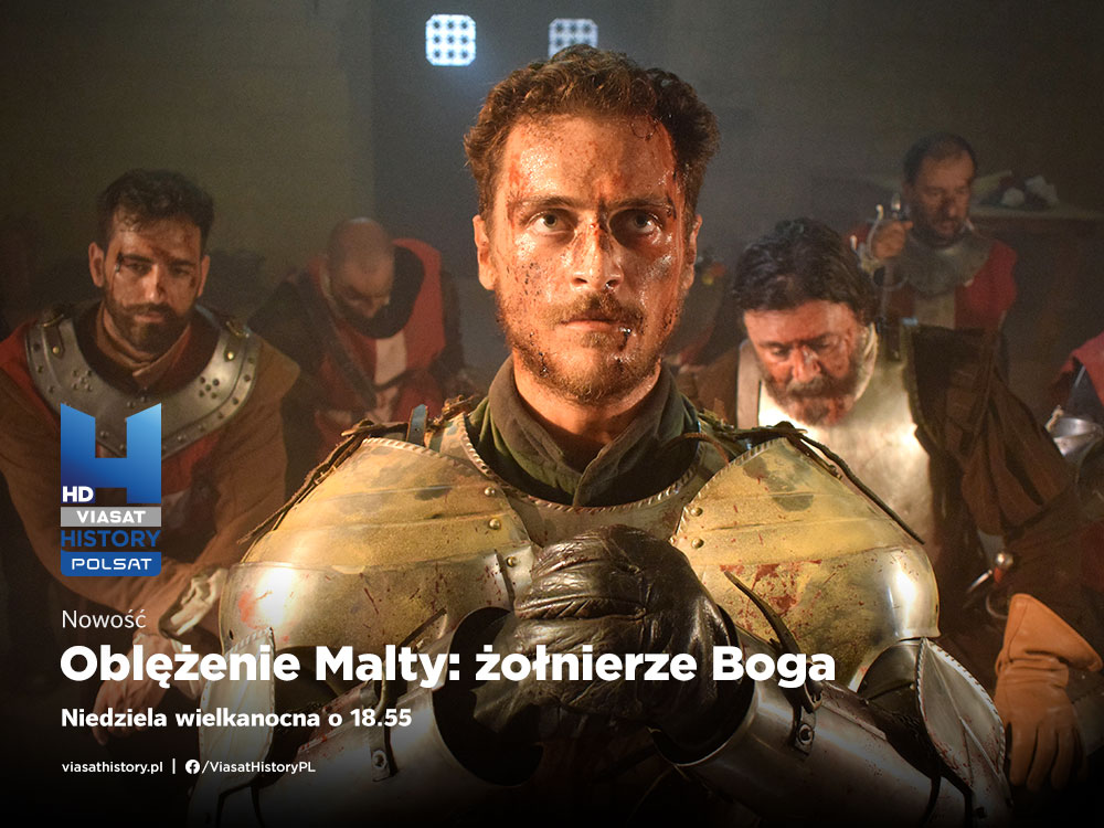 Inspiracją do opublikowania tego artykułu stał się dokument pt. Oblężenie Malty: żołnierze Boga, którego premiera odbędzie się w niedzielę 4 kwietnia o 18:55 na kanale Polsat Viasat History. Emisja drugiego odcinka o 20:05..