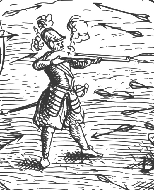 Autoportret Samuela de Champlaina