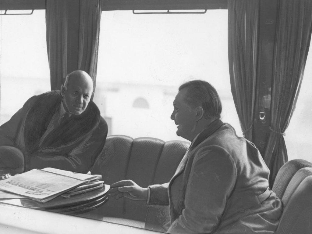 Göring wrócił do zgubnego nałogu w 1937 roku. Tutaj na zdjęciu z lutego tego roku (domena publiczna).