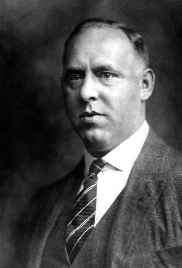 Gregor Strasser na zdjęciu z 1928 roku (Bundesarchiv/CC-BY-SA 3.0).