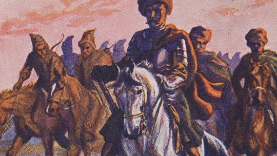 Kmicic z Tatarami