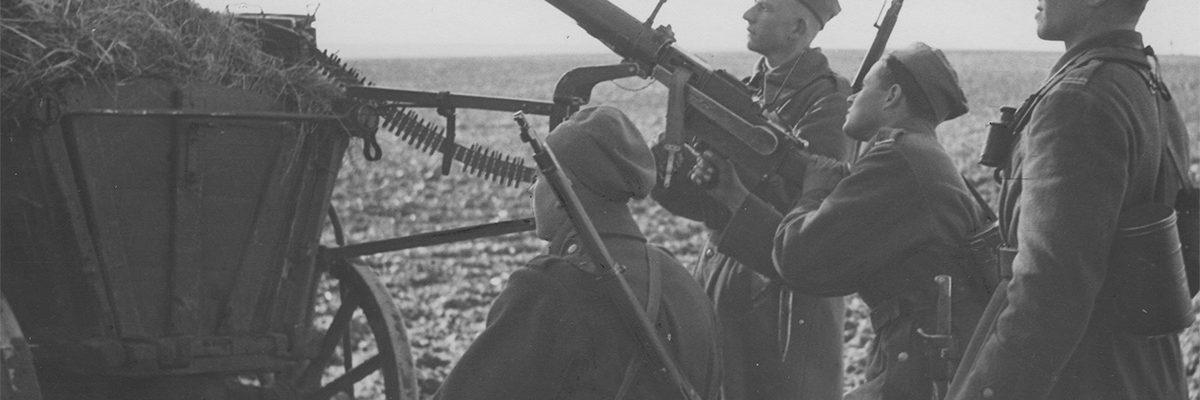 Manewry wojskowe na Wołyniu w 1938 roku