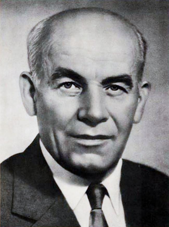 Stanisław Jaros chciał zabić Gomułkę, aby po wyjeździe za granicę móc ubiegać się o azyl (domena publiczna).