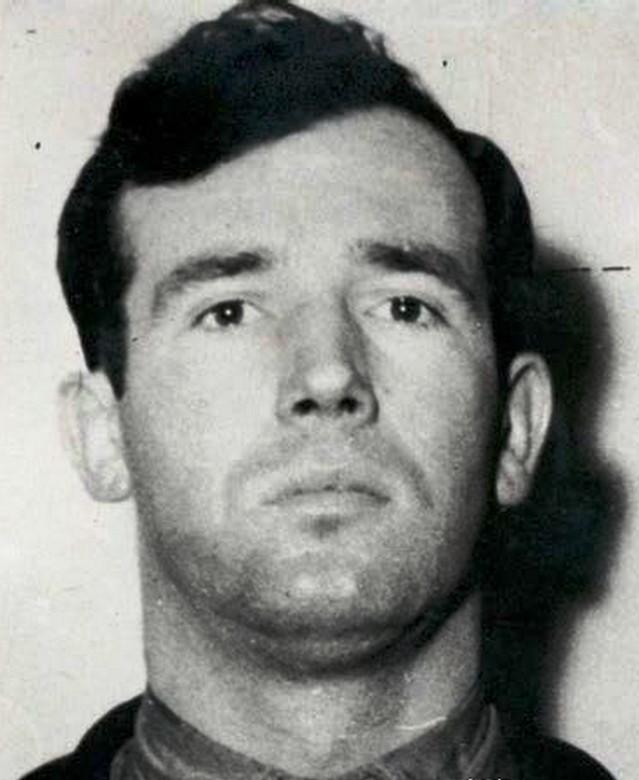 Stanisław Jaros na zdjęciu ze zbiorów IPN.