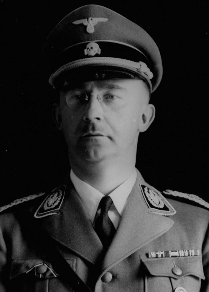 """W liście pisanym do Himmlera Rascher """"zupełnie poważnie"""" prosił o udostępnienie mu dwóch więźniów do eksperymentów medycznych (domena publiczna)."""