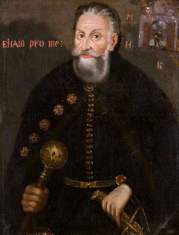 Żółkiewski popełnił duży błąd odkładając ukaranie winnych rabunków na później (domena publiczna).