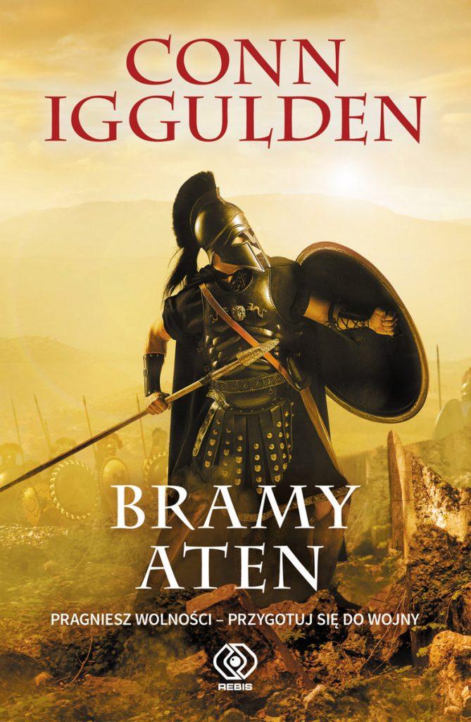 Fascynujący obraz zmagań pod Maratonem i Termopilami znajdziecie w nowej powieści Conna Igguldena