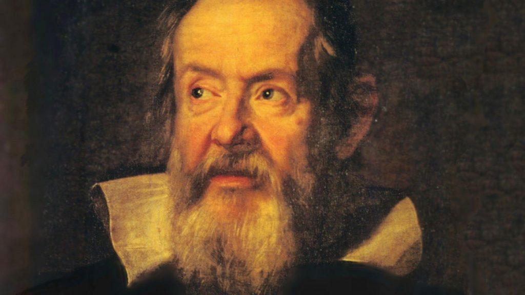 Galileusz na obrazie pędzla Justusa Sustermansa z ok. 1637 roku.