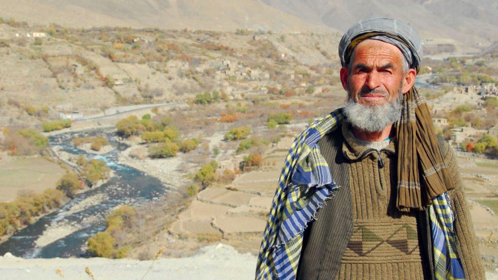 Mieszkaniec doliny Pandższiru