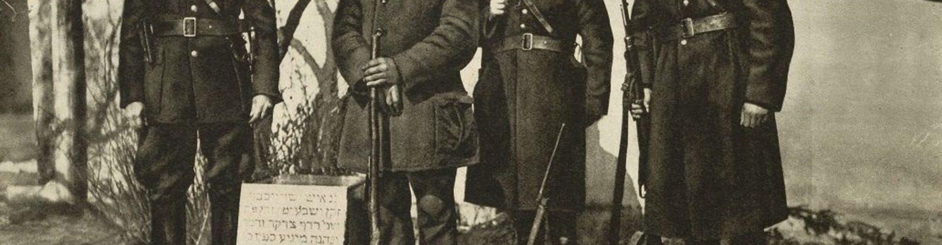 Nekrofil z Żyrardowa. Zdjęcie opublikowane w Światowidzie