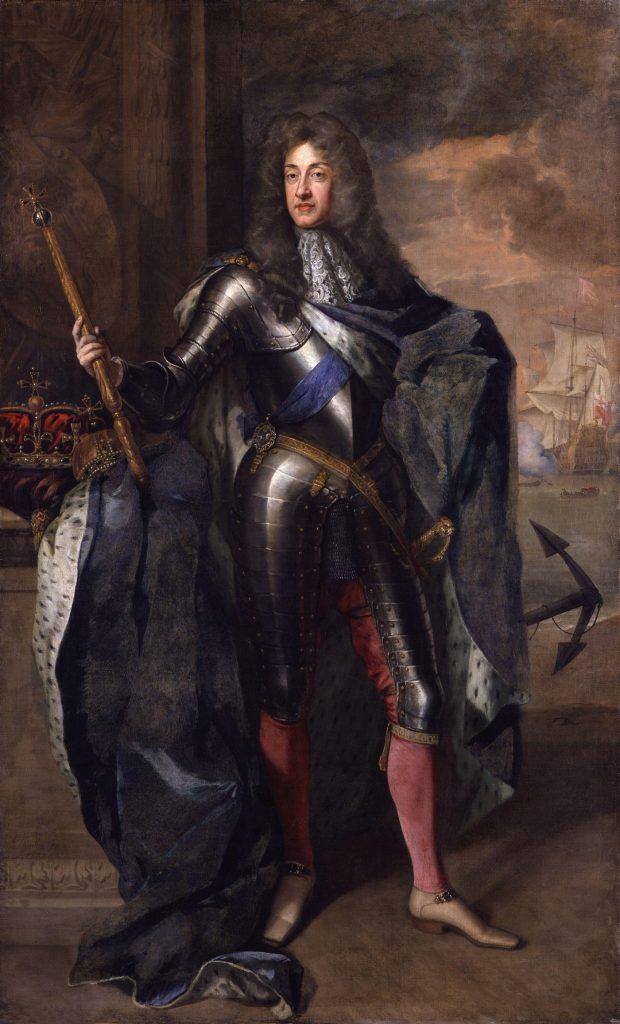 Jakub II zdecydowanie nie był lubiany przez swoich poddanych (Godfrey Kneller/domena publiczna).