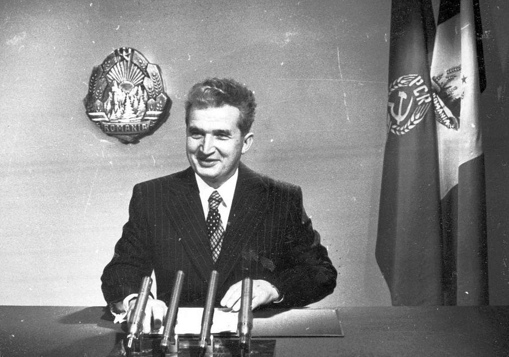 Nicolae Ceauşescu ani myślał karać syna za jego postępowanie (Romanian National Archives/domena publiczna).