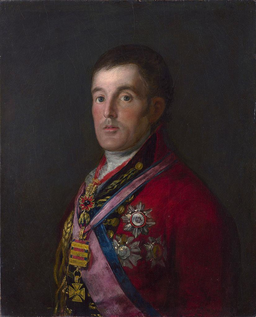 Wellington kategorycznie nie zgadzał się na rozstrzelanie Napoleona (Francisco Goya/domena publiczna).