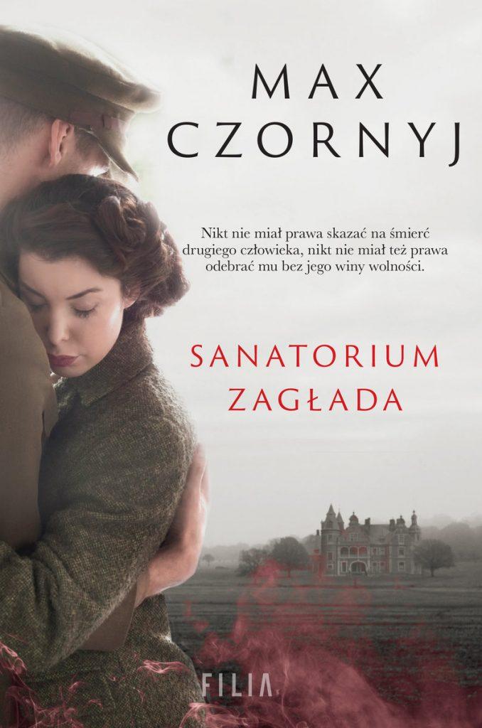 inspiracją do napisania tego artykułu stała się nowa powieść Maxa Czornyja pt. Sanatorium Zagłada (Filia 2021). Jej akcja została osadzona w szpitalu w Kobierzynie.