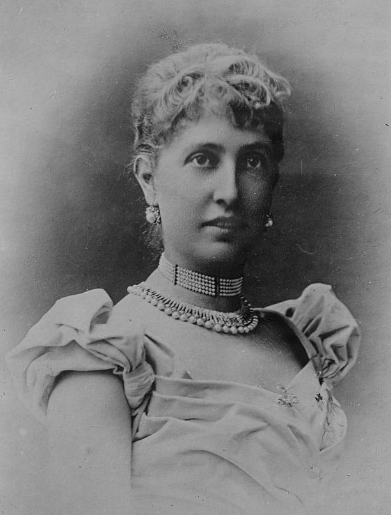 Alice Heine. Księżna Monako na fotografii z 1910 roku.