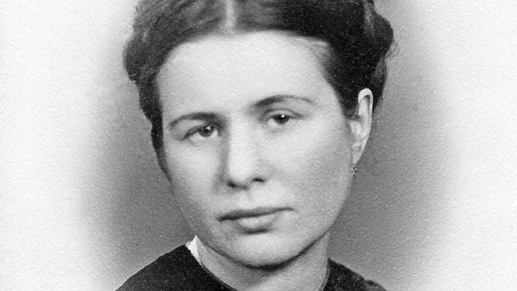 Irena Sendlerowa na fotografii z 1942 roku.