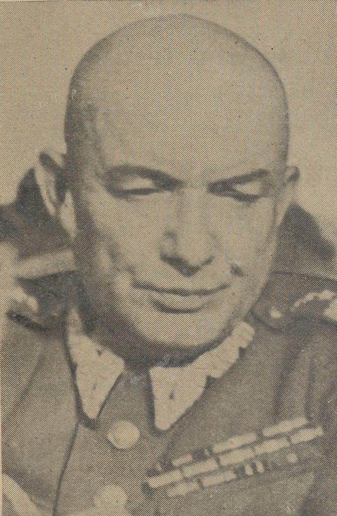 Okoliczności śmierci Świerczewskiego od początku budziły wiele wątpliwości (domena publiczna).