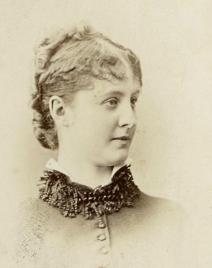 Victorine Meurent na zdjęciu z początku lat 60. XIX wieku (domena publiczna).