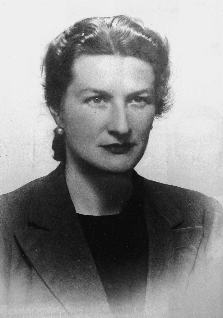 Virginia Hall. Zdjęcie z książki Kobieta bez znaczenia (materiały prasowe).