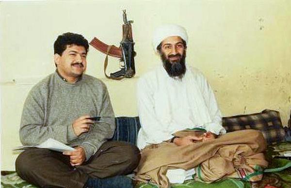 Bin Laden był zawiedziony tym, że saudyjska rodzina królewska nie chce wykorzystać jego ludzi do obrony kraju (Hamid Mir/CC BY-SA 3.0).