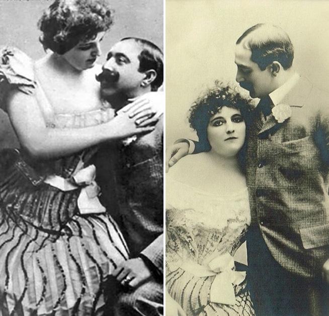 Clara Ward i Rigo Janczy