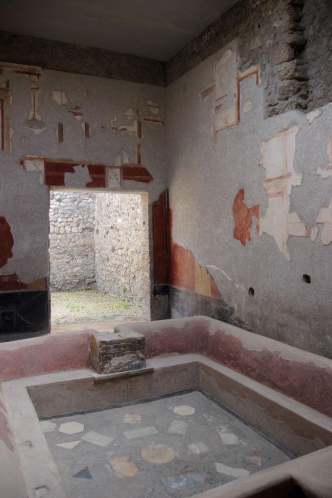 Fullonica di Stephanus czyli rzymska pralnia w Pompejach