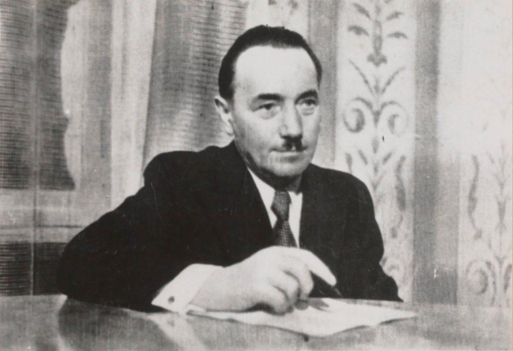 Pierwsze problemy zdrowotne Bieruta pojawiły się już w połowie lat 40. XX wieku (domena publiczna).