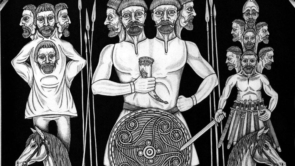 Słowiańscy bogowie w wyobrażeniu współczesnego rysownika