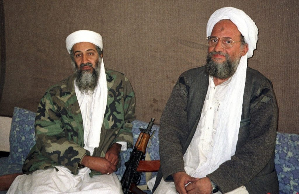 W 2008 roku bin Laden za głównego wroga uznał Stany Zjednoczone (Hamid Mir/CC BY-SA 3.0).
