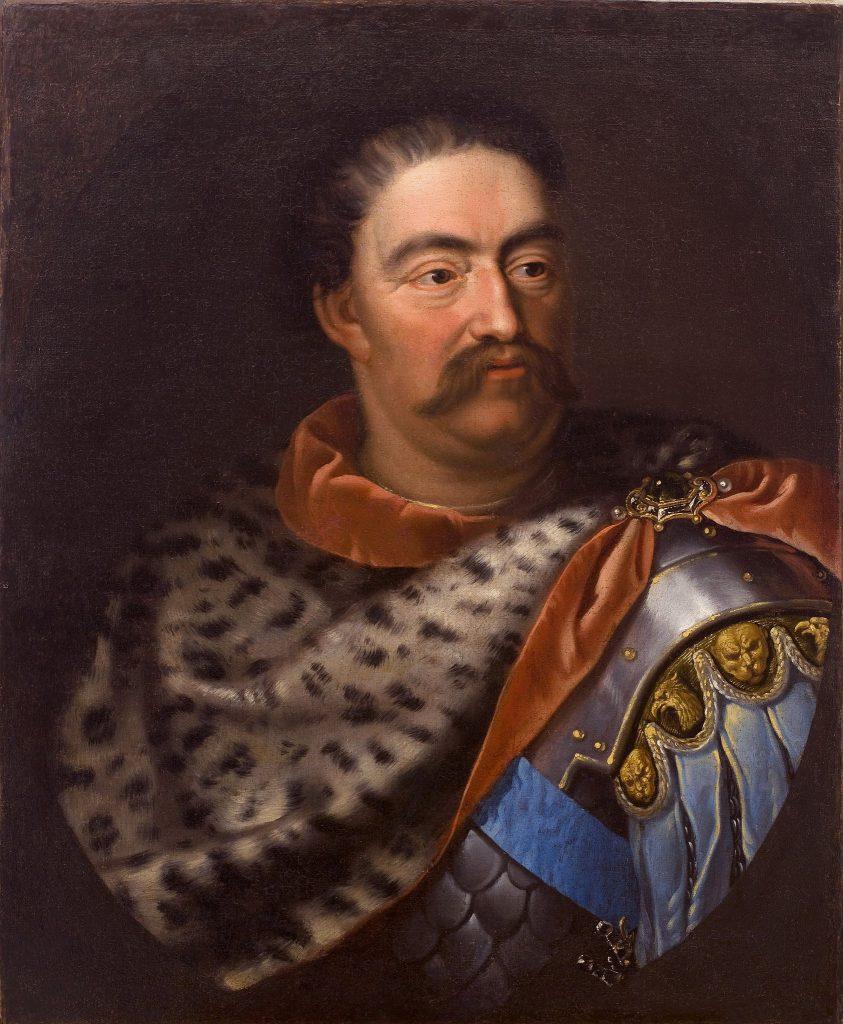 Wysłannik Ludwika XIV oferował Sobiwskiemu równowartość 62 kilogramów czystego złota (Jan Tricius/domena publiczna).