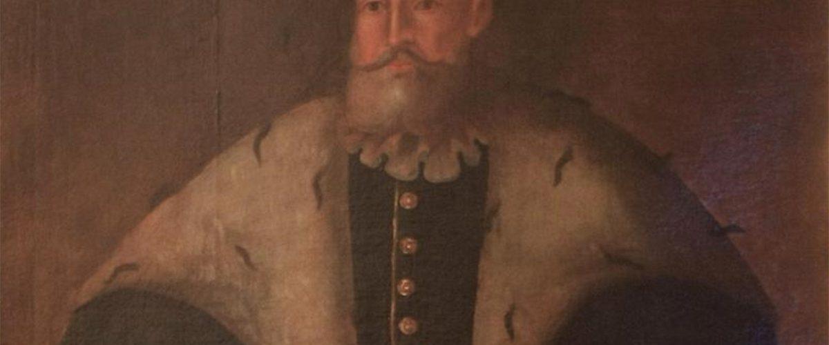 Zygmunt Stary na XVIII-wiecznym obrazie nieznanego malarza.