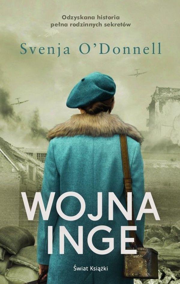 Artykuł stanowi fragment książki Svenja O'Donnell pt. Wojna Inge (Świat Książki 2021). Autorka opisuje w niej historię swojej, pochodzącej z Prus Wschodnich, babci.