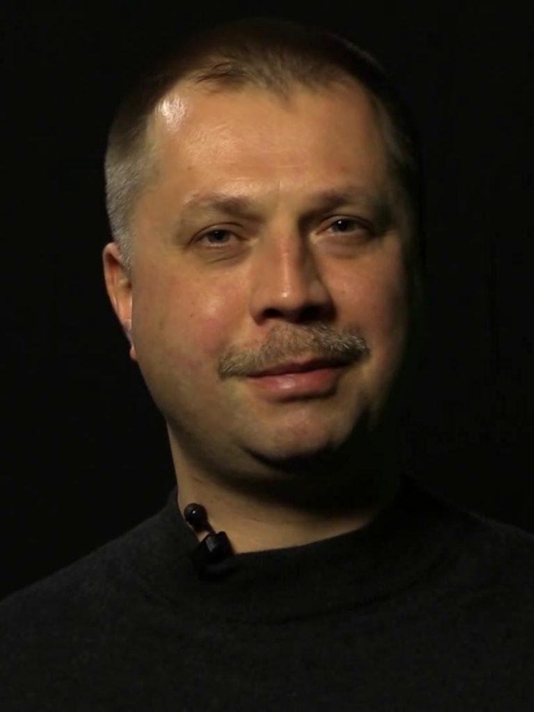 Aleksandr Borodaj. Zdjęcie z marca 2014 roku (DenTV/CC BY 3.0).
