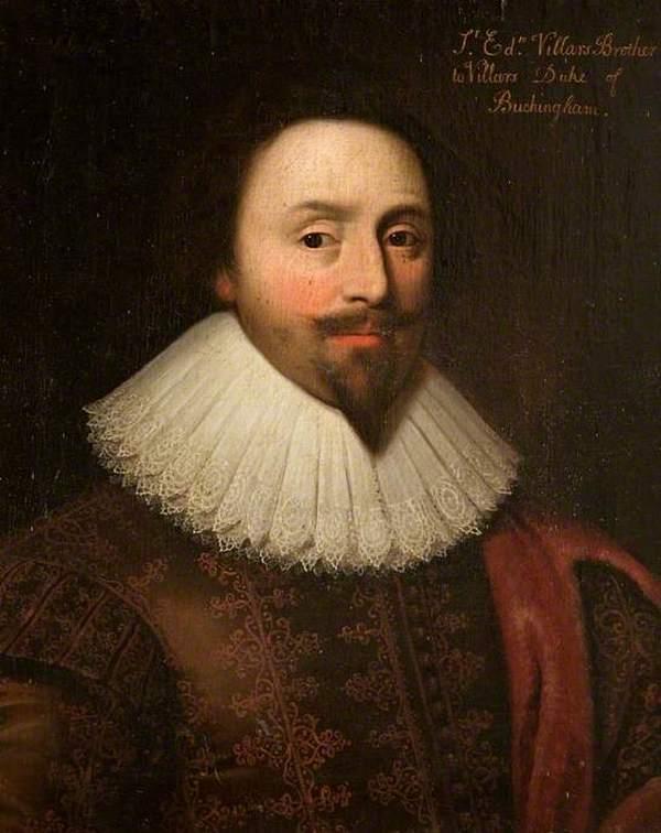 Dostep do króla zapewnił Mompessonowi ślub jego szwagierki z Edwardem Villiersem (Gortzius Geldorp/domena publiczna).