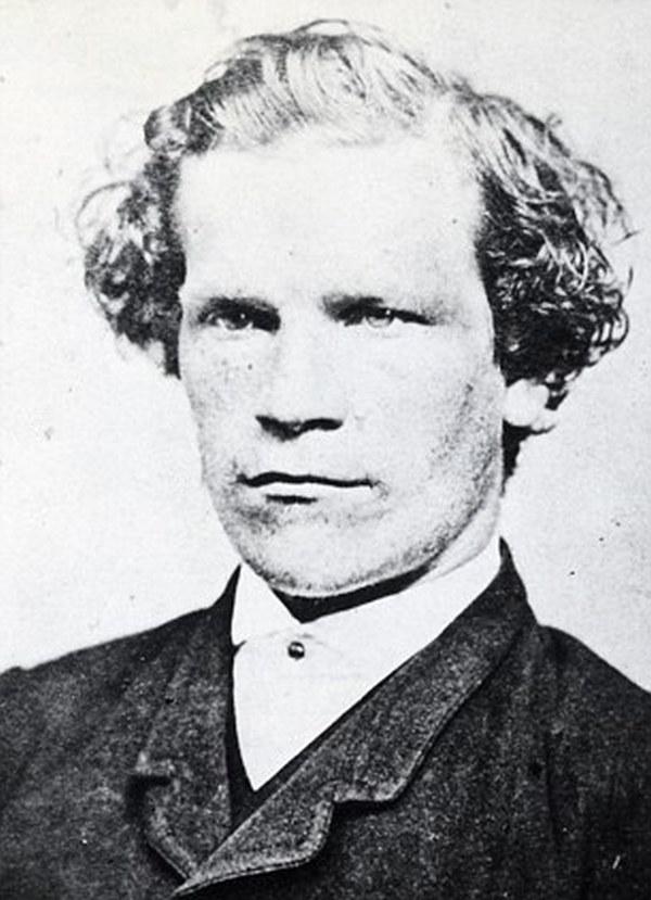 Franz Müller został skazany na śmierć i powieszony (domena publiczna).