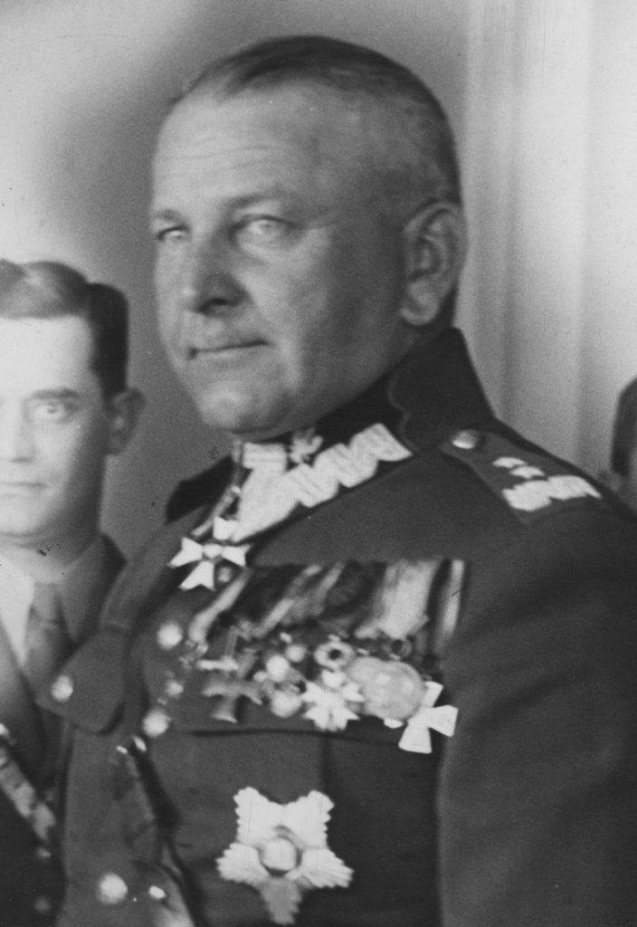 Generał Kazimierz Fabrycy (domena publiczna).