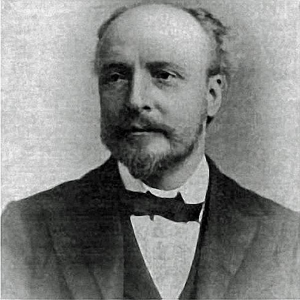 Twórca pierwszego elektrycznego wibratora Joseph Mortimer Granville (domena publiczna).